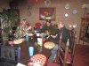Cliff-Chuck-Bill-Dinner-in-Coues-Camp